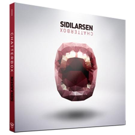"CD SIDILARSEN ""chatterbox"" 2014 (digipack)"