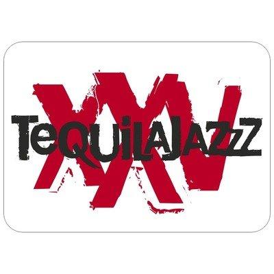 TEQUILAJAZZZ - XXV (магнит объемный прямоугльный)