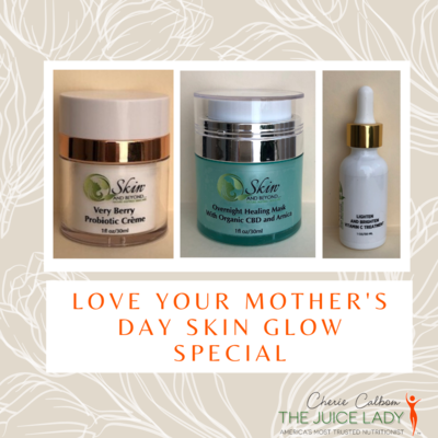 LOVE YOUR MOTHER'S DAY Skin Glow Special