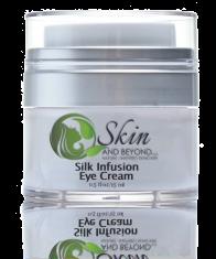Silk Infusion Eye Cream