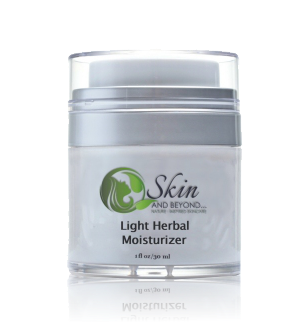 Light Herbal Moisturizer