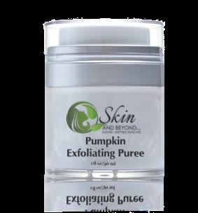 Pumpkin Exfoliating Puree