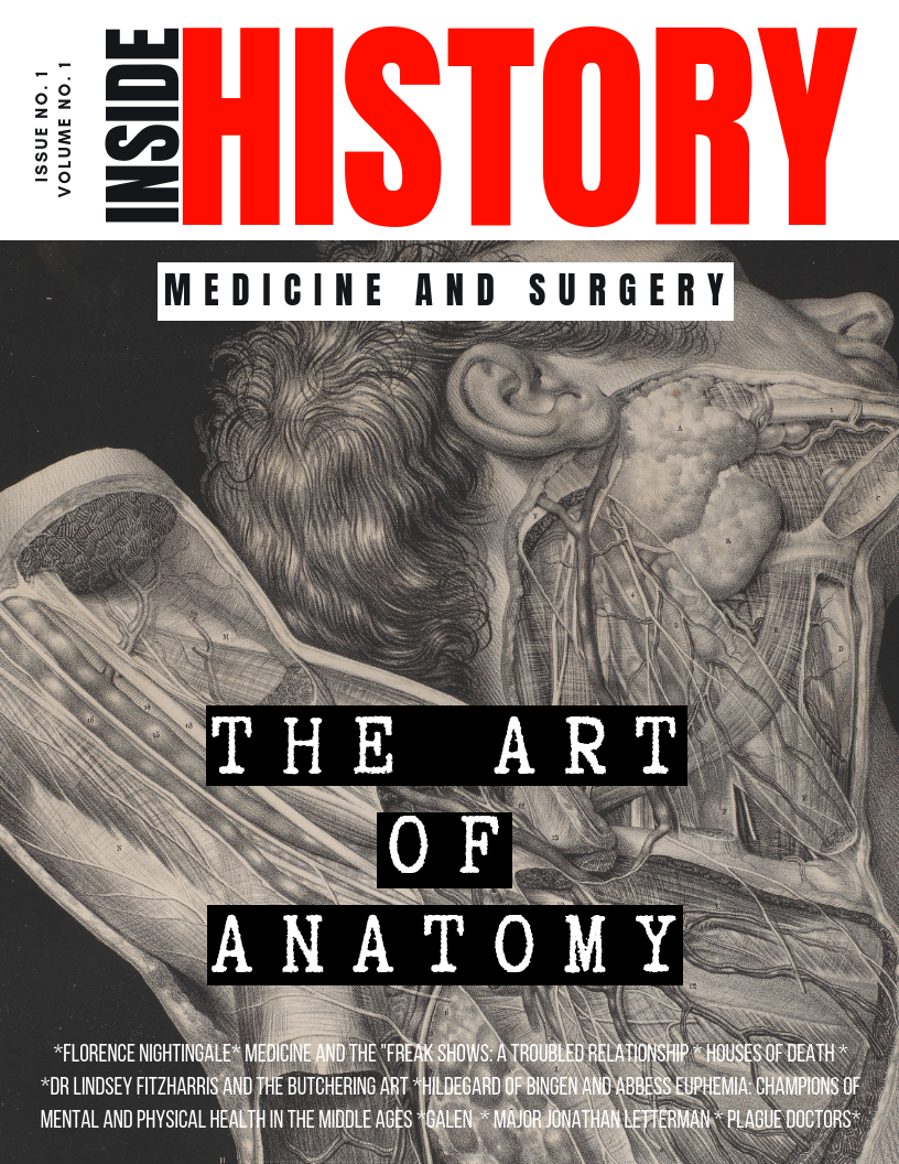 (Worldwide Delivery) Inside History: Medicine and Surgery.  Print Edition