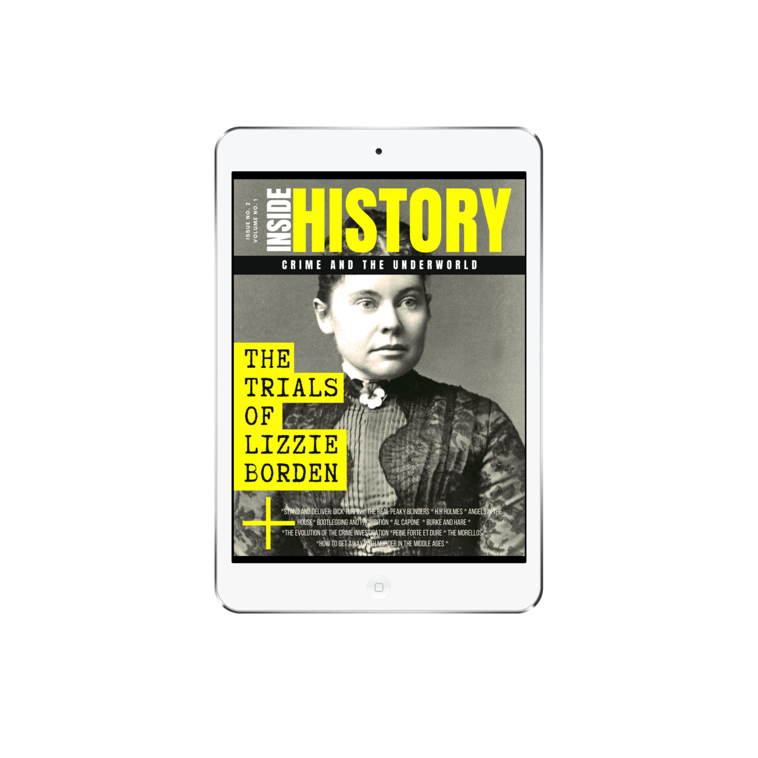 (PDF Download) Inside History: Crime and the Underworld