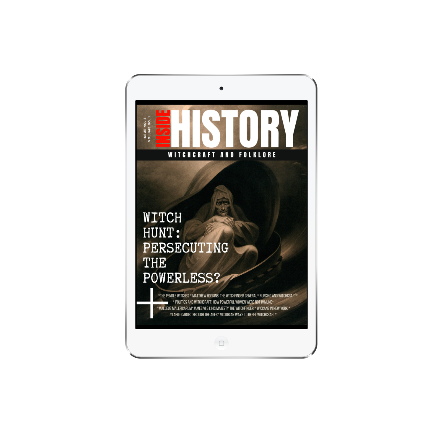 INSIDE HISTORY: WITCHCRAFT & FOLKLORE (PDF DOWNLOAD)