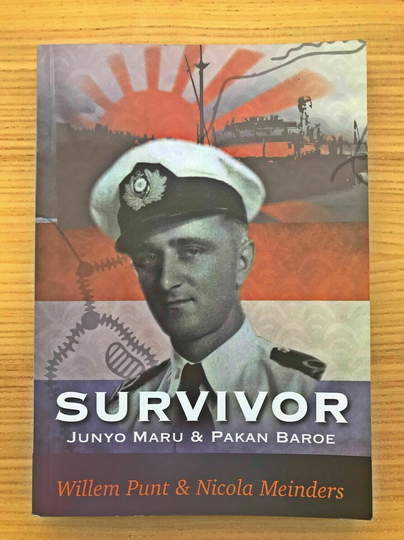 Nederlandse versie - Op vooraad Survivor - Het verhaal van Willem Punt