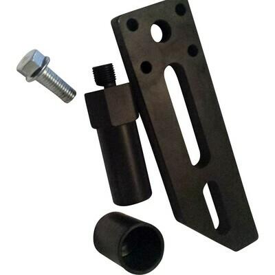 2008 - 2012 Kawasaki Ninja 250R Pin Kit for Black Paddock Style Side Lift Stand