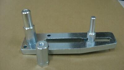Suzuki Sport Bike Steel Pin Kit for Black  Paddock Style Side Lift Stand