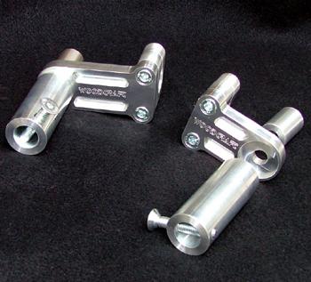 Ducati 848 1098 1198 Frame Sliders