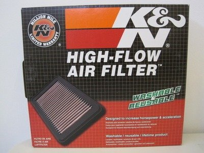 DL1000 K&N High Performance Air Filter