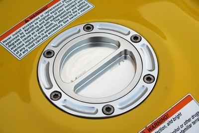Gen 1 SV650 4 Hole Keyless Gas Cap