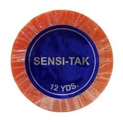 Walker Sensi-Tack (Red Liner Clear) 3/4 x 12 yds.Roll