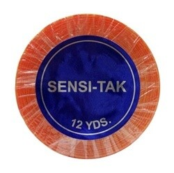 Walker Sensi-Tack (Red Liner Clear) 3/4 x 12 yds.Roll