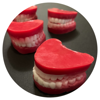 Gag Soap - Dentures, Oh My!