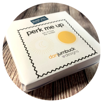 Perk Me Up - Set of Four Bar Soaps