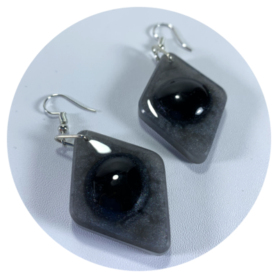 A Story of Stones - Series 2, Earrings (a)