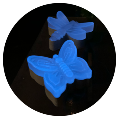 Glow in the Dark Bugs - Garden Ornament (sold individually)
