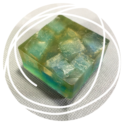 Bar Soap - Ice Ice Mint Tea