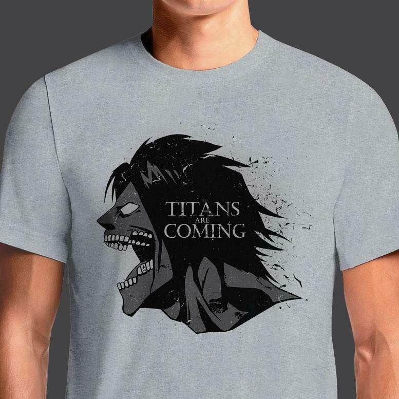 Titans are Coming