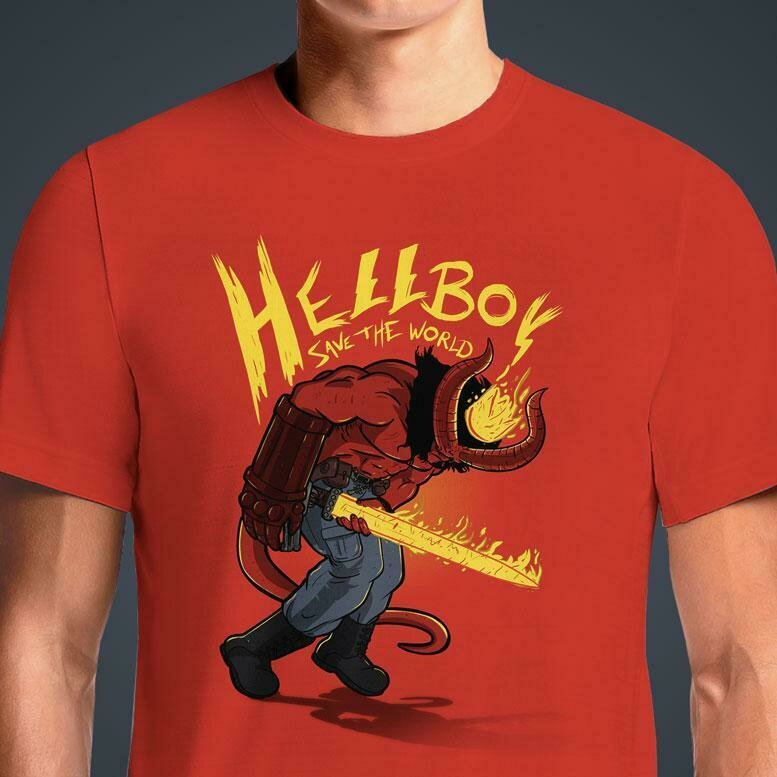 Hellboy Save The World