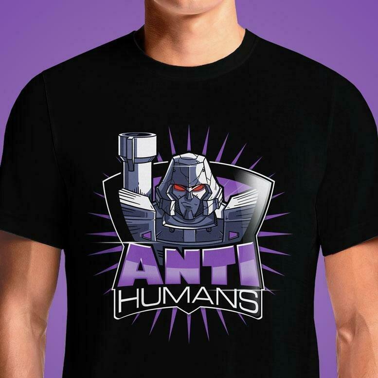 Megabot Anti-Humans