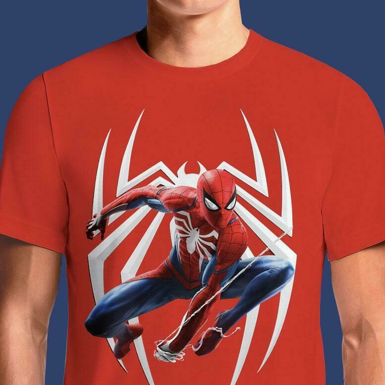 Be Spider-Man