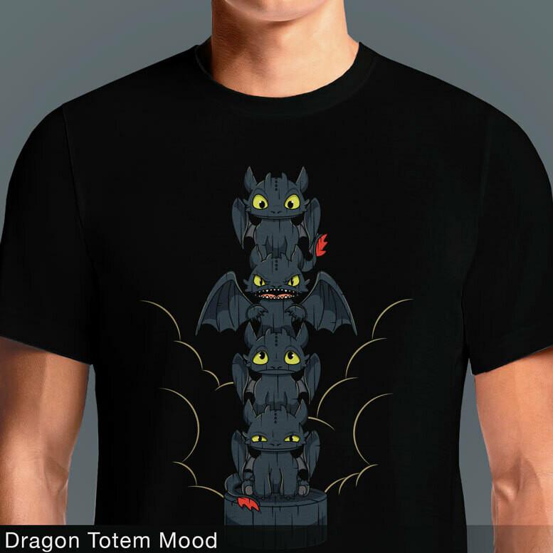 Dragon Totem Mood