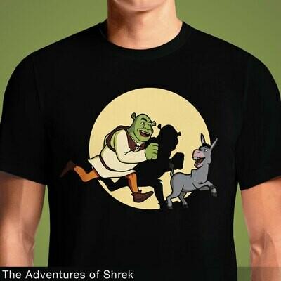 The Adventures of Shrek