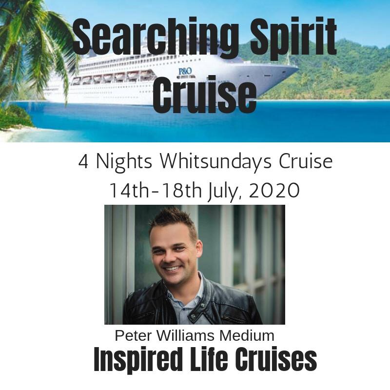 Searching Spirit Cruise