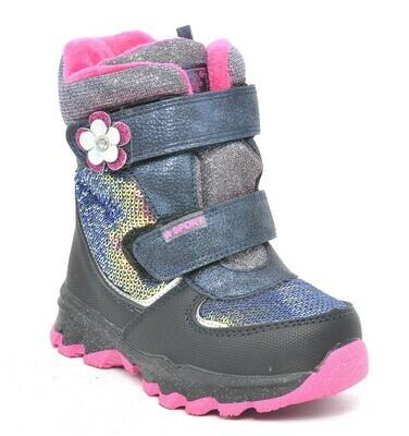 M150-2-B  Тотошка Ботинки зимние оптом, размеры 27-32