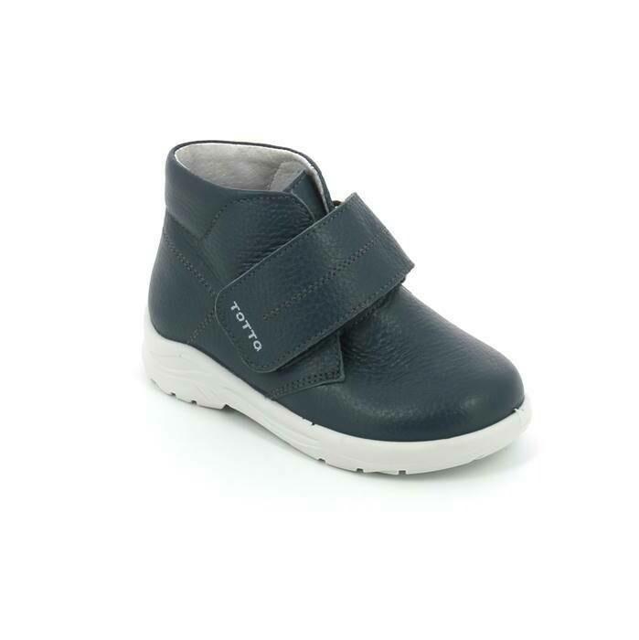 260-1-01 (джинс) ТОТТА Ботинки оптом, размеры 27-31