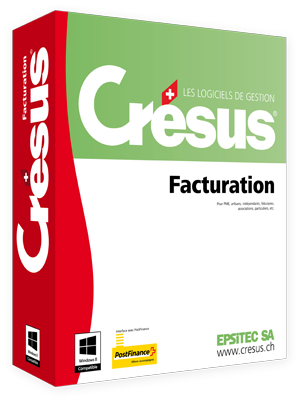 Installation Crésus Facturation