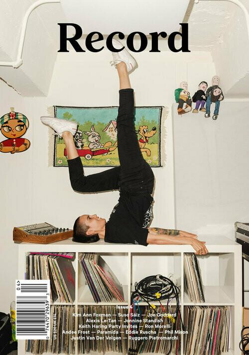Record Culture Magazine Issue 4, 2018