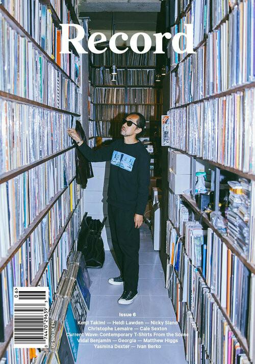 Record Culture Magazine Issue 6, 2019