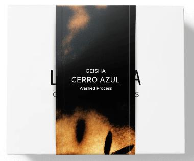 Cerro Azul Gesha - Colombia
