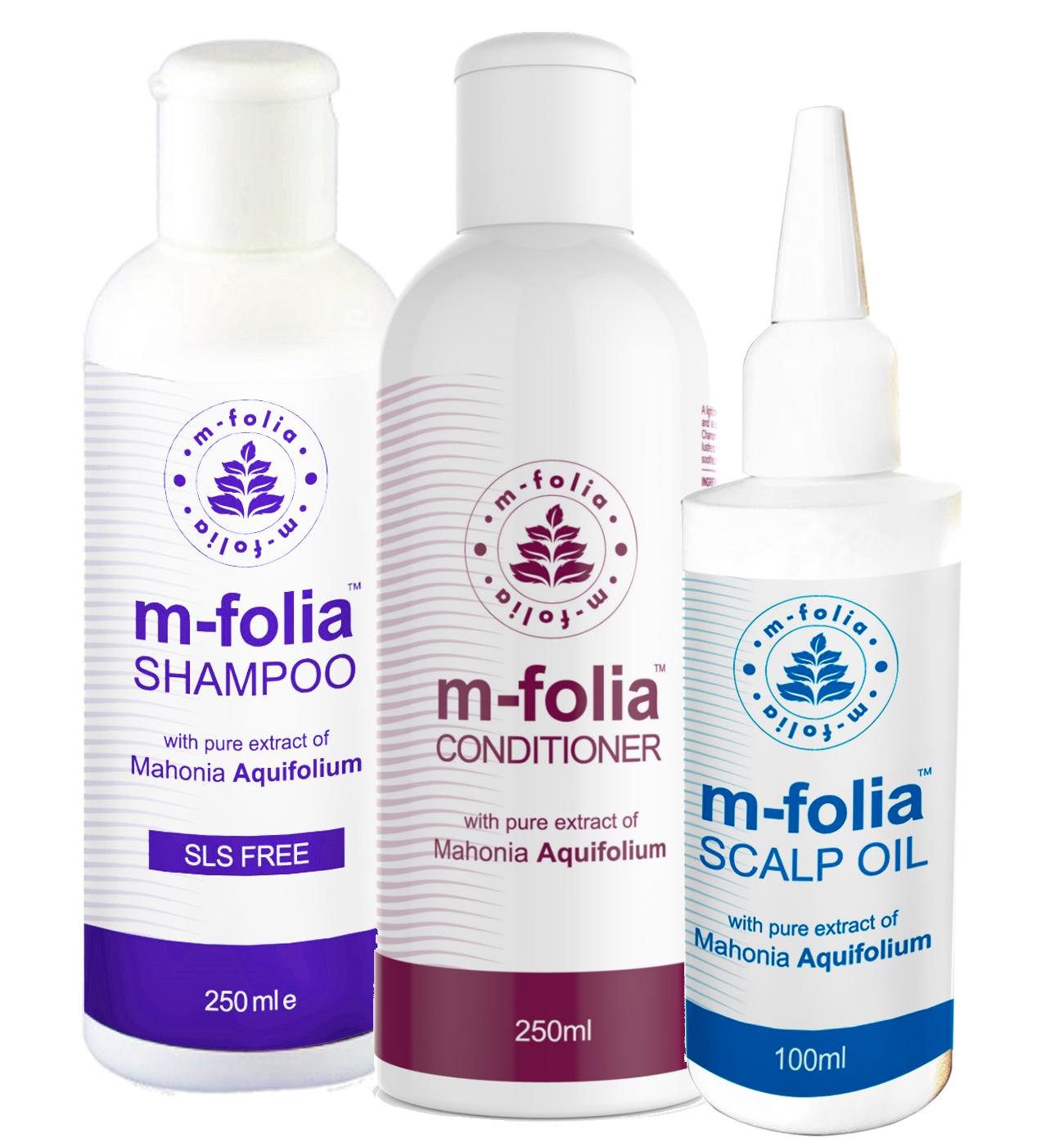 Psoriasis Hair Care Treatment Set Plus