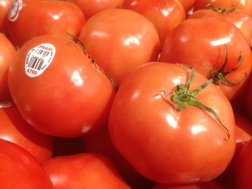 Produce, Vegetable, Tomato, Red Tomatoes, Priced Each