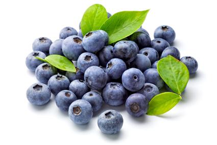 Fresh Blueberries, Blueberries (4.4 oz Tray)