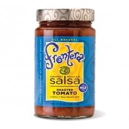 Salsa, Frontera® Roasted Tomato Salsa, Mild (28 oz Jar)