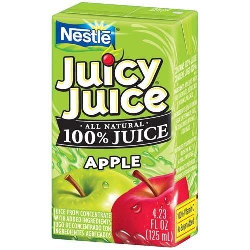 Apple Juice, Juicy Juice® Apple Juice, Single 6.75 oz Box
