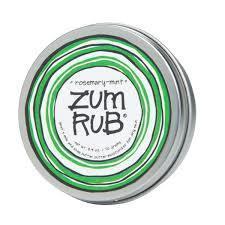 Skin Moisturizer, Zum Rub® Rosemary-Mint Dry Skin Moisturizer (2.5 oz Canister)