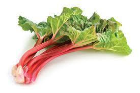 Produce, Vegetable, Rhubarb, Priced per Pound