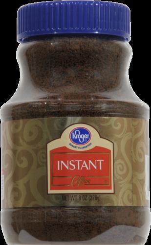 Instant Coffee, Kroger® Instant Coffee (8 oz Jar)