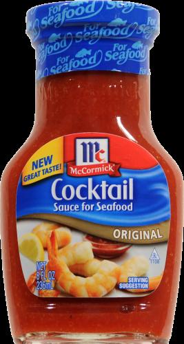Cocktail Sauce, McCormick's® Original Cocktail Sauce (8 oz Bottle)