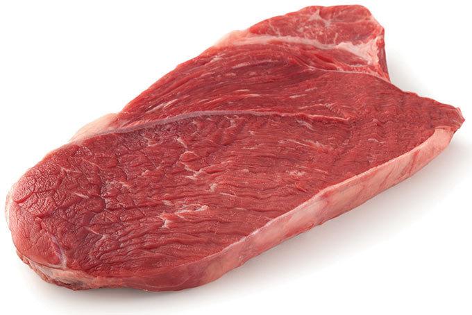 Meat, Boneless Beef Shoulder Steak (16 oz Steak)