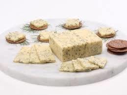 Deli Cheese, Boar's Head® Sliced Cream Havarti Cheese with Dill (16 oz Bag)