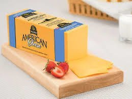 Deli Cheese, Boar's Head® Sliced Lower Sodium American Cheese (16 oz Bag)