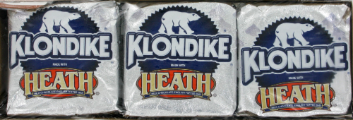 Ice Cream Bars, Klondike® Heath® Ice Cream Bars (27 fl oz Tray, Six 4.5 oz Bars)