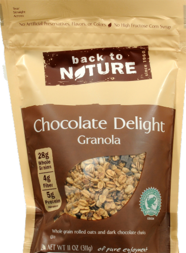 Trail Mix, Back To Nature® Unsalted California Almonds (9 oz  Bag)