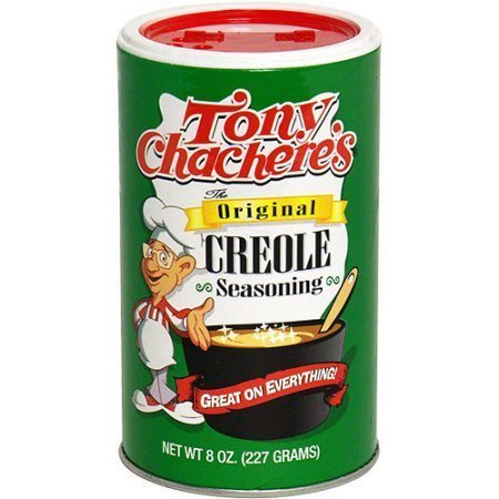 Seasonings, Tony Chachere's® Original Creole Seasoning (8 oz Jar)